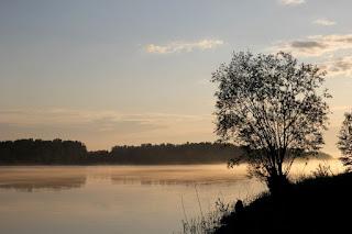 Фото сон у реки
