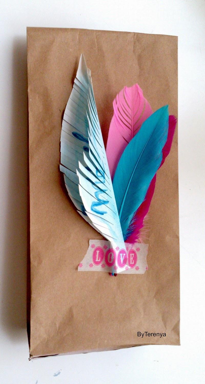manualidades-pluma-origami