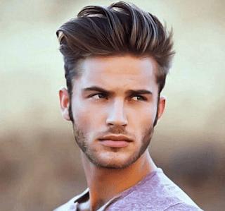 Model rambut laki laki