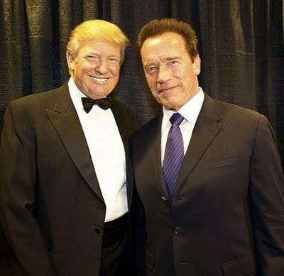 Donald Trump says, 'Let's pray for Schwarzenegger's 'Apprentice' ratings', Arnold fires back 'Let's switch jobs'