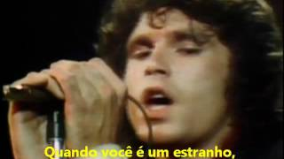 The Doors - People are strange (Legendado)