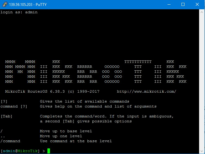 Cara Install Mikrotik di Virtual Private Server (VPS) – Pusat Pengetahuan