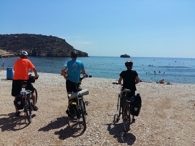 Alicante Bicycle Touring