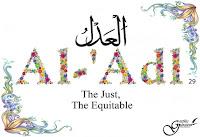 Asmaul Husna: Al-Adl (Maha Adil)