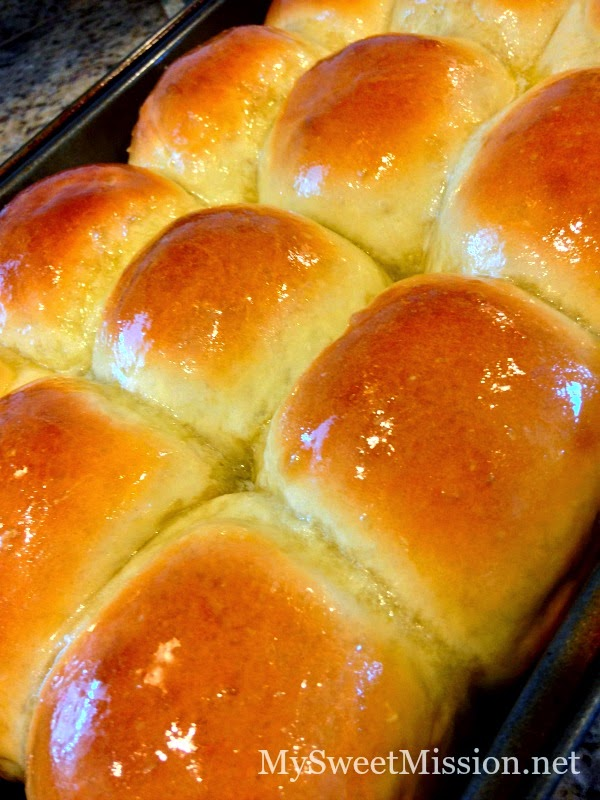 Amazing Pull Apart Rolls - My Sweet Mission - photo#24