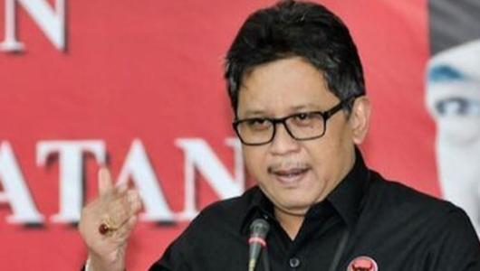 Laporkan Kepala Daerah Dukung Jokowi, Hasto Nilai Tim Prabowo Panik