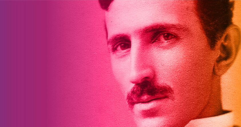 «Todo es la Luz» La fascinante entrevista a Nikola Tesla realizada en 1899