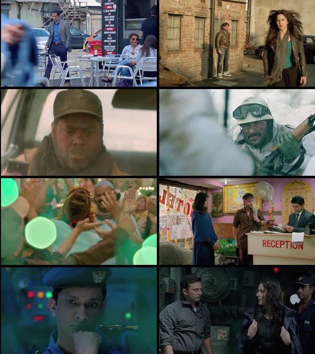 Phantom 2015 Hindi 720p BluRay x264 950mb