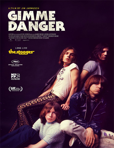 Ver Gimme Danger (2016) Online