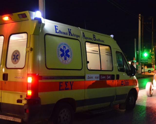 Συμπλοκή με τραυματίες  στους Μύλους Αργολίδας