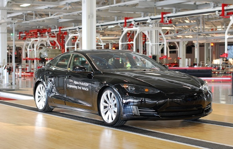 Tesla's Factory Is The Future Of The Automotive Industry