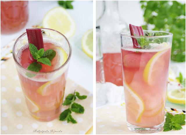napoje chłodzące, domowe napoje na lato, jak zrobić w domu lemoniadę, homemade, daylicooking