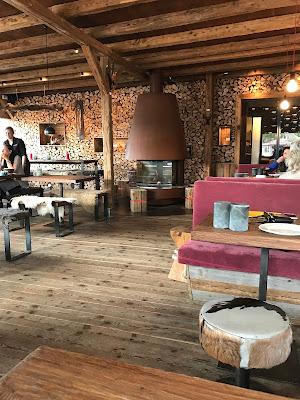 View inside Fischer Ammersee, Restaurant, interior