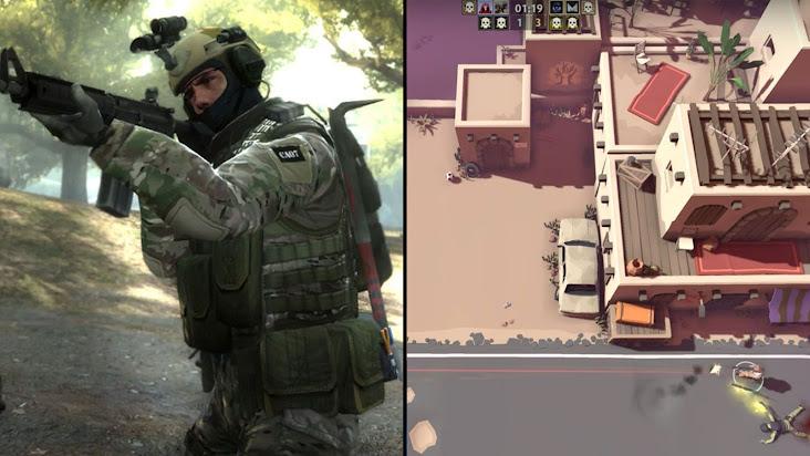 [CS:GO] Bản mod Dota 2 mang đến cho người chơi một cách mới để trải nghiệm CS:GO