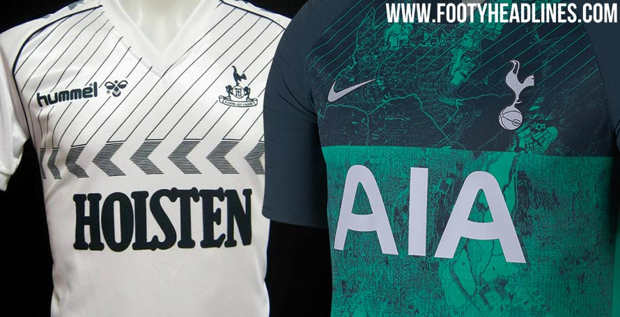 fd6ee56e4 REVEALED  Here s What Inspired the Nike 18-19 Third Kits - Leaked ...