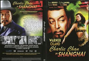 Carátula dvd: Charlie Chan en Shanghai (1935)