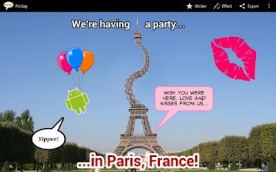 PicSay Gak Perlu Photoshop, Ini Aplikasi Edit Foto Terbaik Untuk Ponsel Android