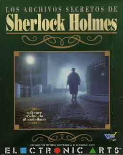 Portada Videojuego Sherlock Holmes El caso del escalpelo mellado
