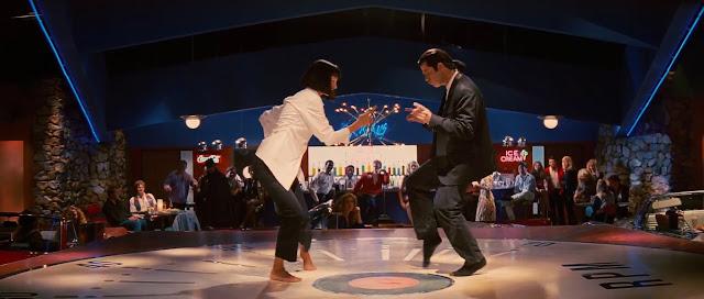 Pulp Fiction Quentin Tarantino Uma Thurman John Travolta