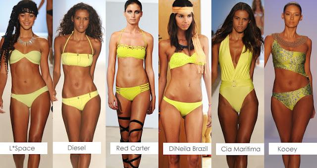 2012 mayo ve bikini renk trendleri