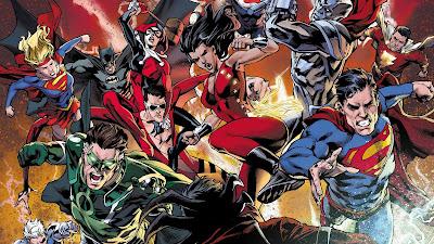 """Reseña de """"CONVERGENCIA"""" de DC Comics [ECC Ediciones]."""