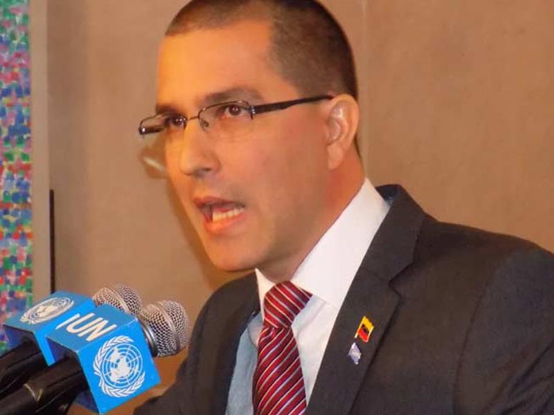Venezuela rechaza en ONU discurso anticubano de Donald Trump