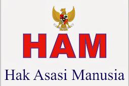 MAKALAH PKN TENTANG HAK ASASI MANUSIA (HAM)
