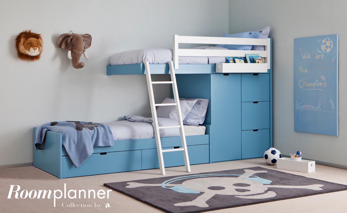 Bb the countrybaby blog habitaciones infantiles compartidas - Habitaciones infantiles compartidas ...