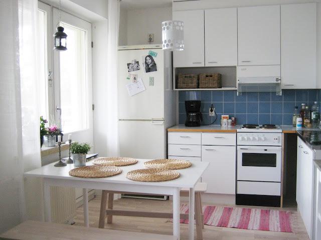 koti, keittiö, sisustus