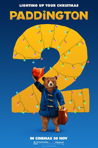Paddington 2 (BRRip 720p Dual Latino / Ingles) (2017)