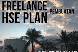 Jasa Pembuatan HSE Plan