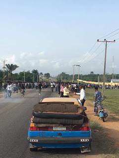 Osun student protest