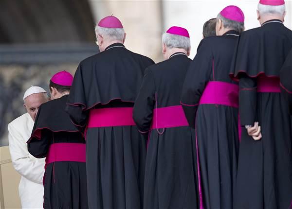 U.N. Report: Vatican Policies Allowed Priests To Rape Children