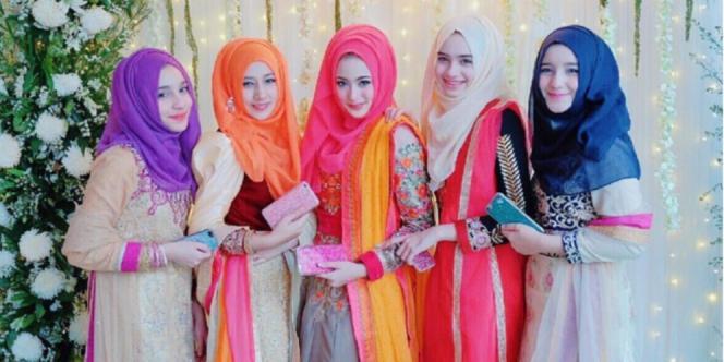 Foto Hijabers Cantik Thailand
