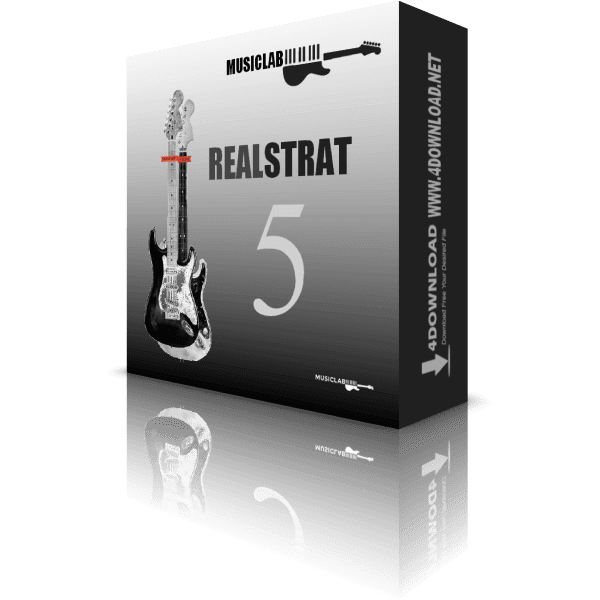 Download MusicLab RealStrat v5.0.2.7424 Full version