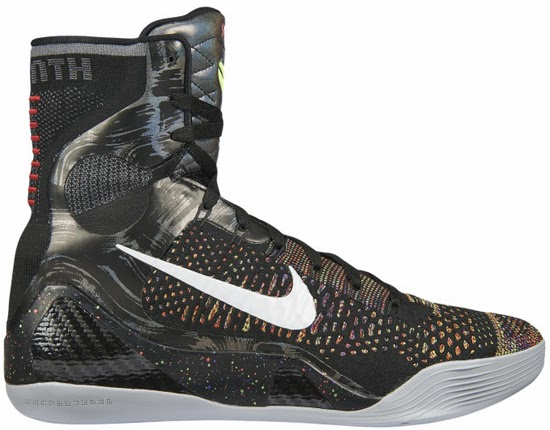 6c787e494611 The all new signature shoe for Kobe Bryant is here. His ninth signature  shoe with Nike. This pair
