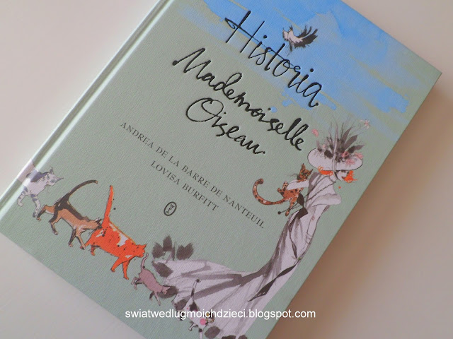 Historia  Mademoiselle Oisean