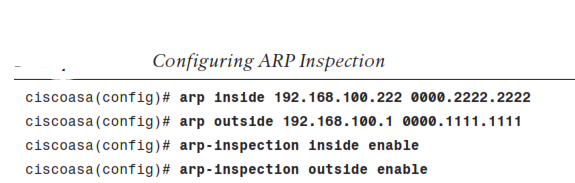 Networxpedia: ARP ATTACKS, ARP DOS AND INSPECTION