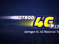 Mengatasi Jaringan Kartu XL 4G Lemot