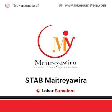 Lowongan Kerja Pekanbaru: STAB Maitreyawira Juni 2021