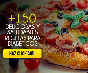 150 Recetas Saludables para Diabéticos