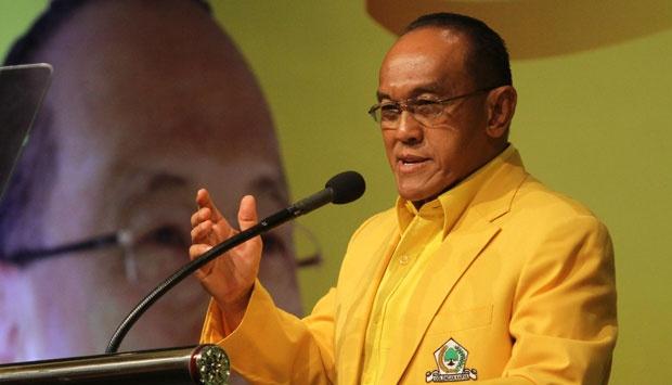 Priyo Minta Aburizal Bakrie Turun Tangan Selamatkan Golkar
