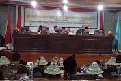 DPRD Sahkan APBD Perubahan TA 2017 Kabupaten Kepulauan Selayar