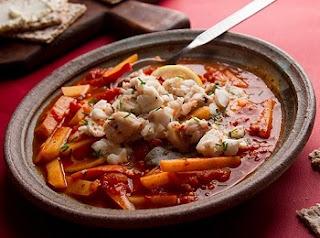 рецепт рыбного супа с паприкой