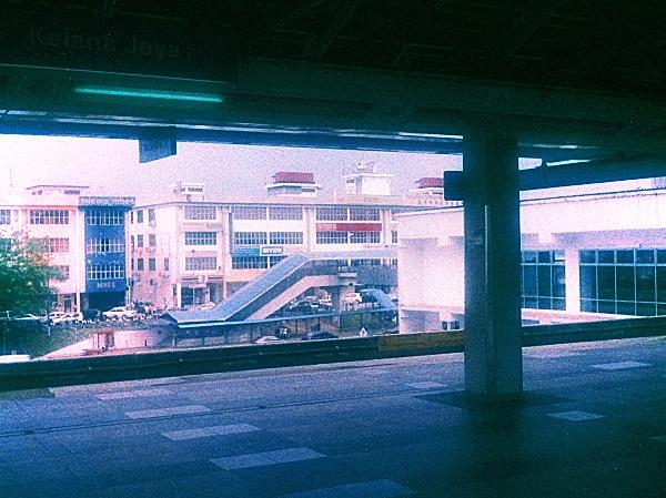Down the LRT Line #II 05