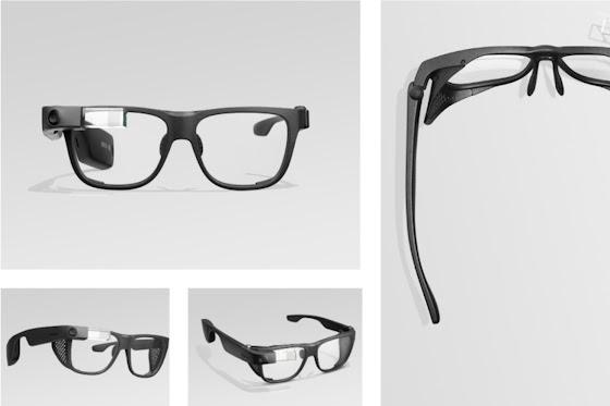 5925f2809 Outra das novidades é a possibilidade de se optar por uma versão com armação  de óculos de segurança, reforçando o intuito de que sejam utilizados em  todo o ...
