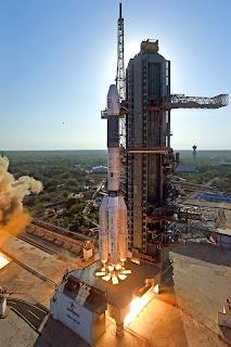 ISRO new Satellite Launch