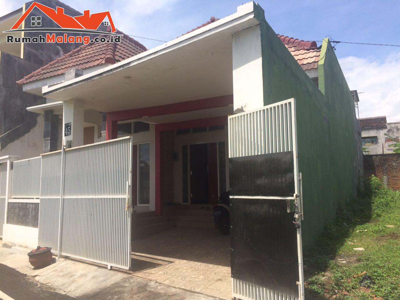 Rumah Dijual Di Jalan Puntodewo Blimbing Malang Kota Rumah