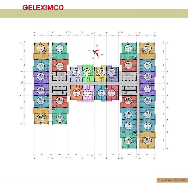 Sơ đồ thiết kế Gemek Premium