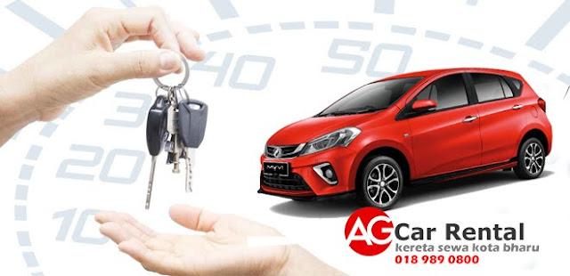 Perkhidmatan Car Leasing Kota Bharu, Kelantan